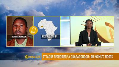 Burkina : Dix-huit personnes tuées dans une attaque terroriste
