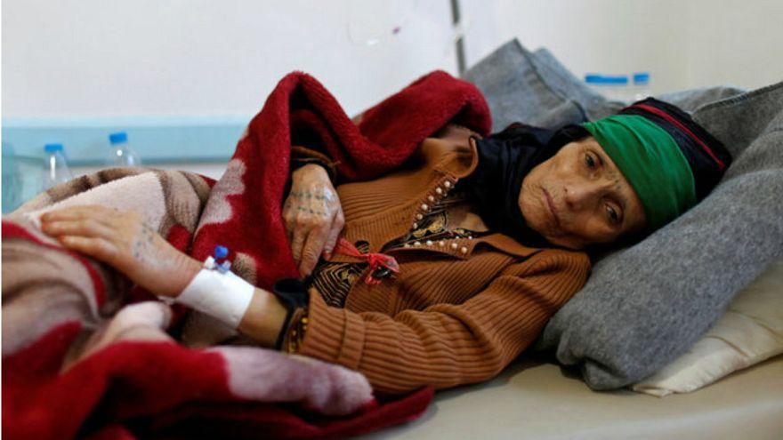 یمن: نیم میلیون نفر مبتلا به وبا در پیامد جنگ