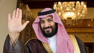 بن سلمان يؤكد حرصه تعزيز العلاقات مع العراق