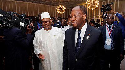 Burkina Faso : les présidents africains rendent hommage aux victimes