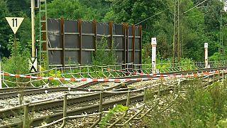 Interrumpido el tráfico ferroviario entre Francia y Alemania