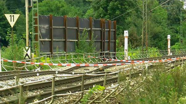 Bahn: Gleissenkung sorgt für stundenlange Verspätungen
