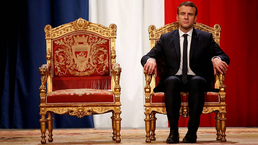 Macron honeymoon over after just 100 days