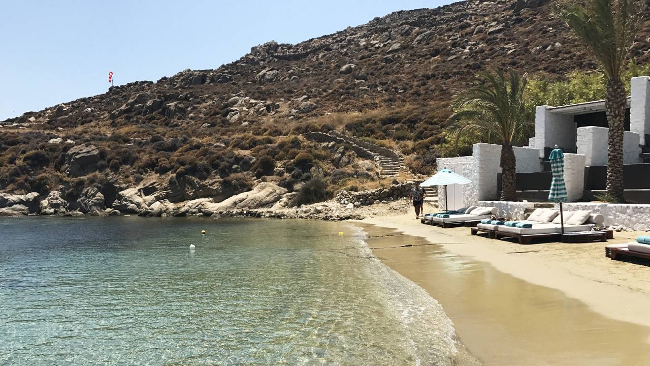 Half Day in Mykonos