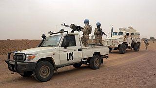 Mali : un Casque bleu et un soldat malien tués dans une attaque dans le centre (Minusma)