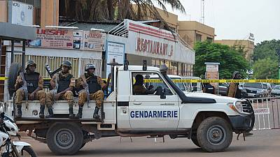 18 dead in suspected jihadist attack on Burkina Faso eatery