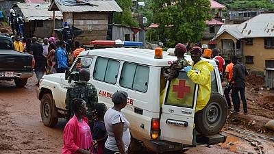 African Union calls for support for Sierra Leone after deadly mudslide