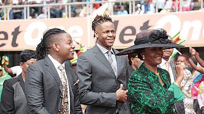 Afrique du Sud: Grace Mugabe accusée d'avoir battu deux jeunes filles