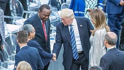 US rejects allegations of supporting a candidate in Kenya's polls