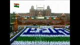 الهند تحتفل بالذكرى السبعين لاستقلالها