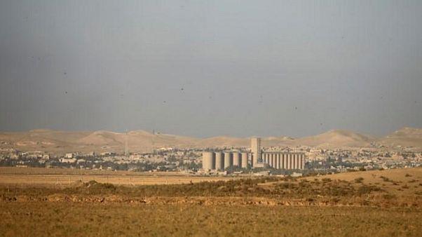 تلعفر زیر حملات هوایی سنگین نیروهای عراقی