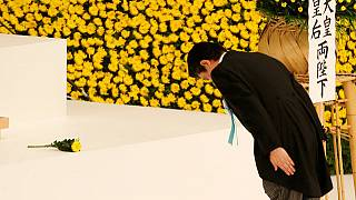 Kaiser Akihito mahnt zum Frieden