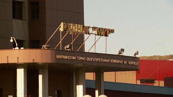Négy bányászról lemondott az orosz mentőakció