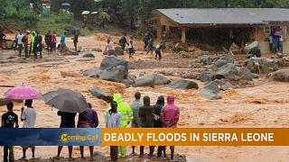 Over 200 deaths recorded in Sierra Leone mudslide [The Morning Call]