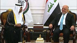 غزل عربي لبغداد ورئيس البرلمان العربي يزور العراق دعما لوحدته