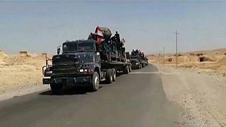 Irakische Armee bombardiert IS-Hochburg Tal Afar
