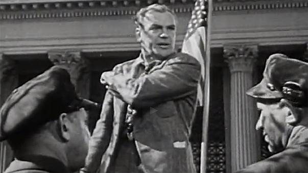 Ταινία του '40 κατά των ναζί γίνεται viral μετά το Tσάρλοτσβιλ