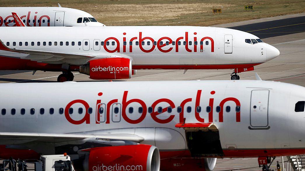 Air Berlin verso il fallimento