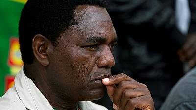 Zambia's opposition leader Hakainde Hichilema pleads not guilty to treason charges