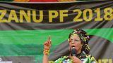 زوجة موغابي تعود لزيمبابوي بعد اتهامها بالاعتداء على عارضة ازياء في جنوب افريقيا