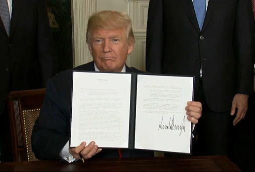 Donald Trump aumenta a pressão comercial sobre a China