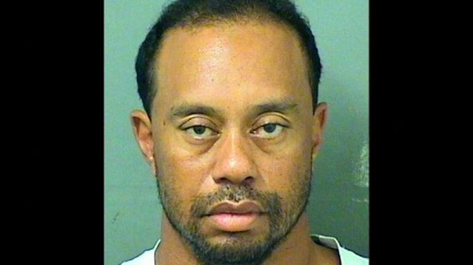 Begyógyszerezve kapcsolták le májusban Tiger Woodsot
