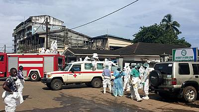 Rescue workers recover 270 bodies from Sierra Leone mudslide
