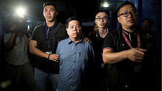 ماجرای یک عضو اپوزیسیون هنگ کنگ و عکس های لیونل مسی