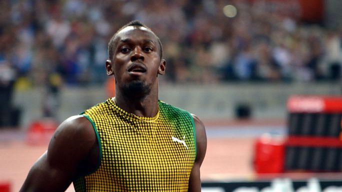 Usain Bolt futbolcu olmaya hazırlanıyor