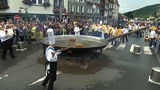 Belgique : le fipronil torpille la fête à l'omelette