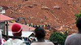 Többszáz áldozat és fertőzésveszély Sierra Leonéban