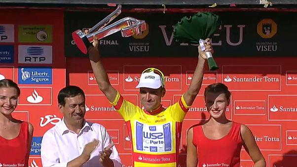Raúl Alarcón vence 79ª edição da Volta a Portugal