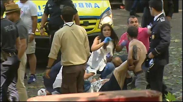 Fa dőlt hívőkre Madeirán, egy magyar áldozat is van