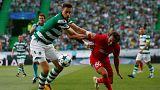 Sporting não passa do nulo frente ao FCSB
