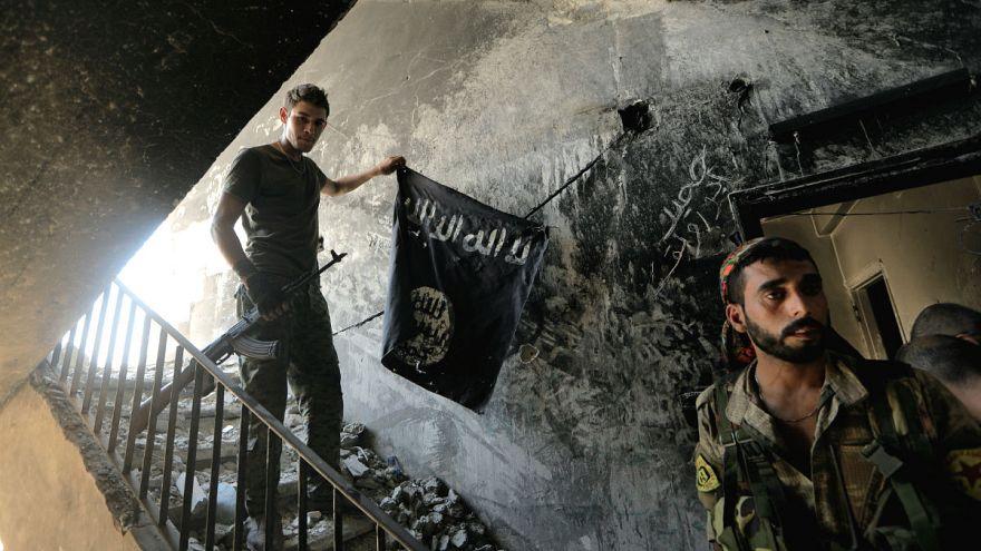 Suriye Demokratik Güçleri'nin Rakka'da ilerleyişi sürüyor