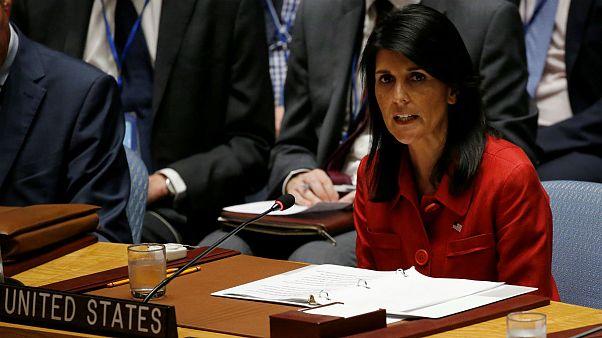 نماینده آمریکا در شورای امنیت: نباید ایران با توافق هستهای جهان را به گروگان بگیرد