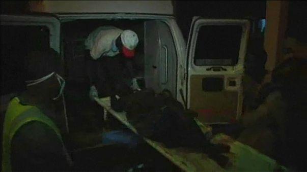 Quase 30 mortos em triplo ataque suicida