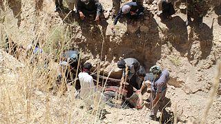 افغانستان: اكتشاف مقابر جماعية بقرية استعيدت من داعش