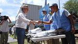 Колумбия: прощай, оружие!