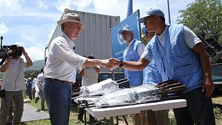 Colombia's FARC completes disarmament