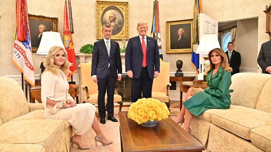 Melania Trump's birthday photo raises eyebrows