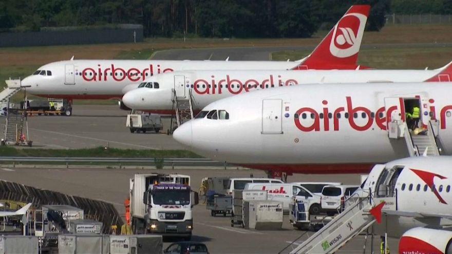 EU-Kommission prüft Staatshilfen für insolvente Air Berlin