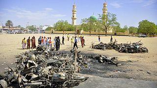 Attentats-suicides dans le nord-est du Nigeria: 28 morts, plus de 80 blessés
