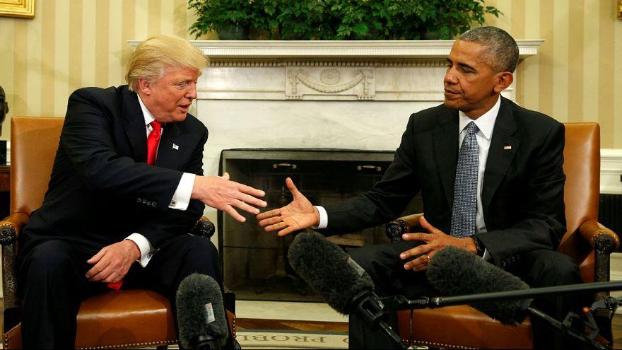 "El tuit de Obama sobre Charlottesville bate el récord de ""me gusta"""