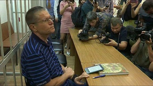 A processo per corruzione l'ex ministro russo dell'Economia