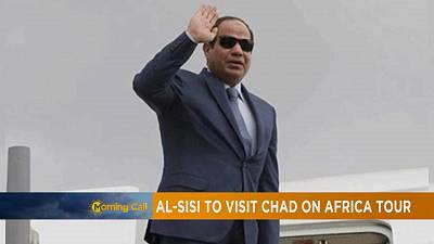 Egypt's Al-sisi to visit Chad [The Morning Call]