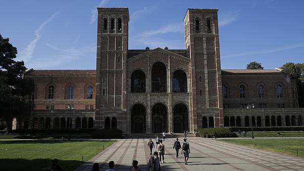 Image: University of California Royce Hall