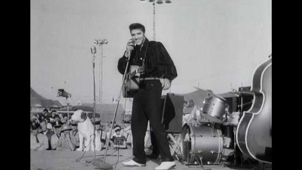 Negyven éve halt meg Elvis