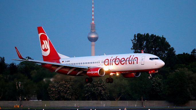 Air Berlin: Bundesregierung weist Komplott-Vorwürfe zurück