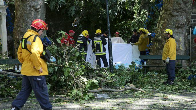 Πορτογαλία: Τριήμερο πένθος στη Μαδέιρα
